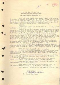 Proces verbal constatare deces I. Mihalache (sursa: corneliu-coposu.ro)