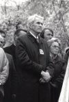 1991-aprilie. Dezvelirea bustului lui Iuliu Maniu la Bădăcin