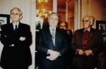 1991. Împreună cu Ion Diaconescu şi Ion Bărbuş