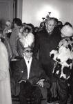 1991. Februarie. La Organizaţia Muncitorească a PNŢCD