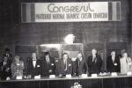 1991-septembrie. Congresul PNŢCD