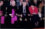 1993. Împreună cu Cardinalul Todea, la nunţiatura apostolică din Bucureşti