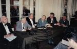 1993. Conferinţă de presă PNŢCD