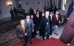 1993. Manifestaţie Alianţa Civică