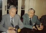 1994. Conferinţă de presă la sediul PNŢCD