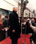 1994-februarie, Şimleul Silvaniei. Inaugurarea Casei Memoriale Iuliu Maniu