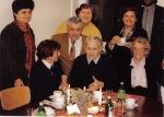 1994. Kohln. Întâlnire cu diaspora