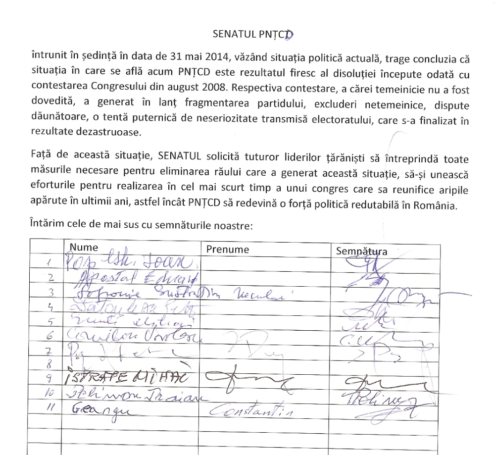 PNTCD-Senat-31 mai 2014