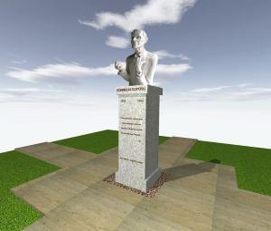 bust C. Coposu Simleul Silvaniei