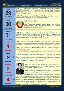 Calendar istoric PNTCD 2015-p2