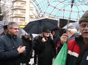 protest fata de vanzare sediu clemenceau-4 dec. 2014-01