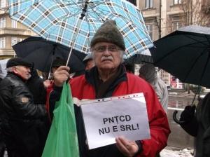 protest fata de vanzare sediu clemenceau-4 dec. 2014-08