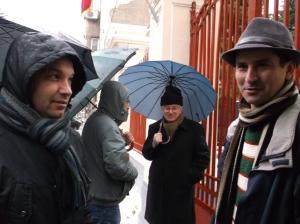 protest fata de vanzare sediu clemenceau-4 dec. 2014-09