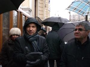 protest fata de vanzare sediu clemenceau-4 dec. 2014-12
