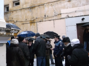 protest fata de vanzare sediu clemenceau-4 dec. 2014-20