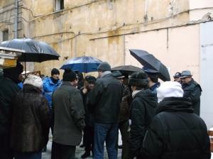 protest fata de vanzare sediu clemenceau-4 dec. 2014-21