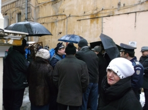 protest fata de vanzare sediu clemenceau-4 dec. 2014-22