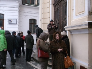 protest fata de vanzare sediu clemenceau-4 dec. 2014-24