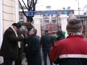 protest fata de vanzare sediu clemenceau-4 dec. 2014-28