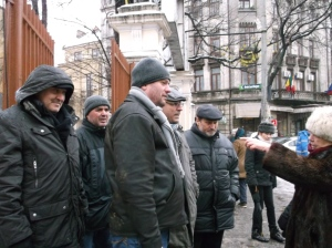 protest fata de vanzare sediu clemenceau-4 dec. 2014-31