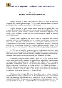 Motiunea Radu Rizescu-Congres PNTCD-16 mai 2015-1