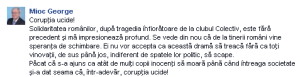 PNTCD 2 George Mioc declaratie club Colectiv