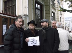 Protest PNTCD Pavelescu demisia-01
