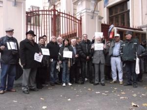 Protest PNTCD Pavelescu demisia-10