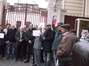 Protest PNTCD Pavelescu demisia-11