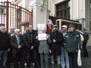 Protest PNTCD Pavelescu demisia-12