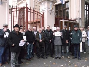 Protest PNTCD Pavelescu demisia-13