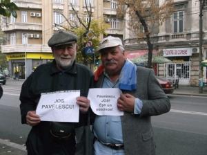 Protest PNTCD Pavelescu demisia-15