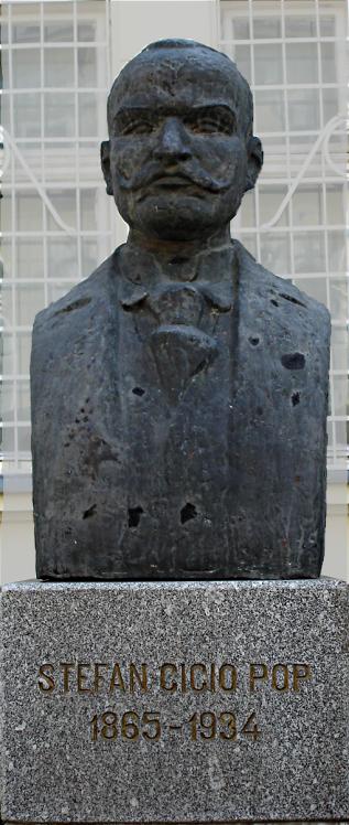 Ștefan Cicio Pop